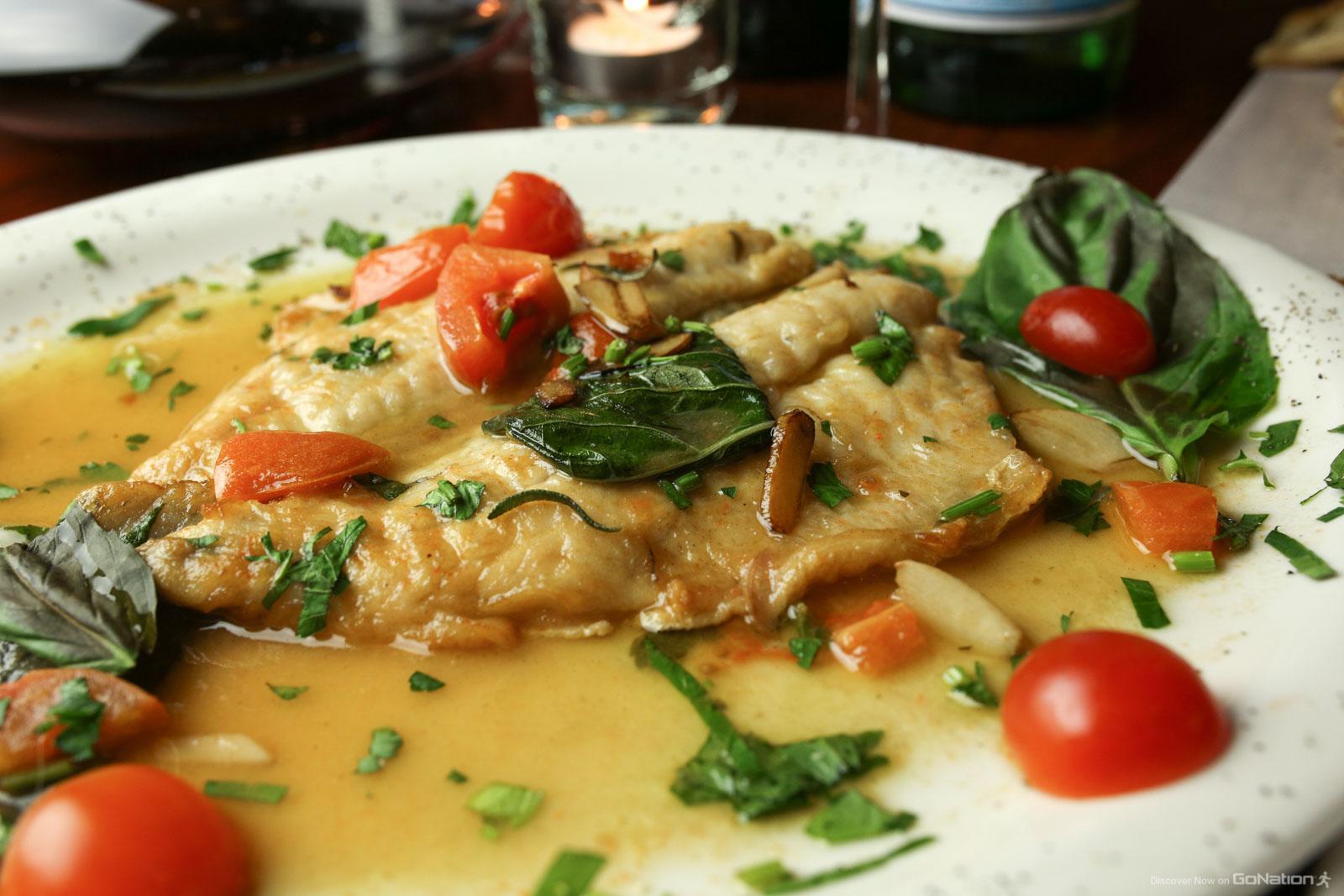 Italian Restaurant Near Me: Menu-Osteria Romana Italian Restaurant And Bar